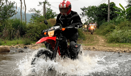 Ha Giang Motorbike Tour from Hanoi to Ba Be National Park - 10 days