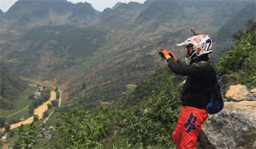 Ha Giang Motorbike Tour to Ma Pi Leng Pass and Bao Lac - 5 days