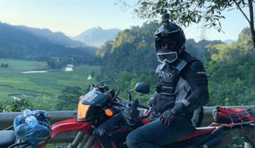 Northwest Motorbike Tour from Hanoi to Vu Linh via Sapa - 7 days