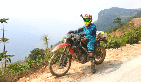 Off-road Sapa Motorbike Tour via Bac Ha and Can Cau Markets - 2 days