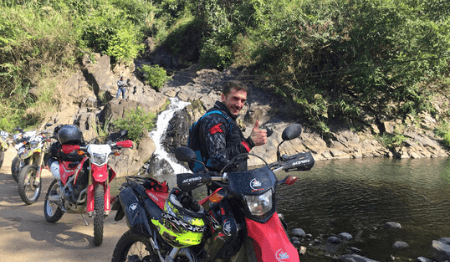 Northwest Vietnam Motorbike Tour from Hanoi to Thac Ba Lake - 5 days