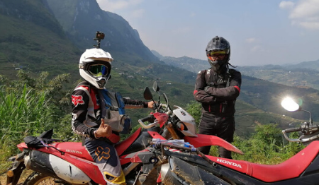 Northeast Vietnam Motorbike Tour from Hanoi to Lang Son - 8 Days