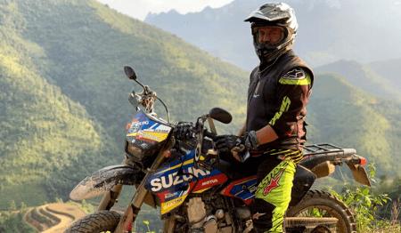 Off-road Sapa Motorbike Tour to Northeast Vietnam - 8 days