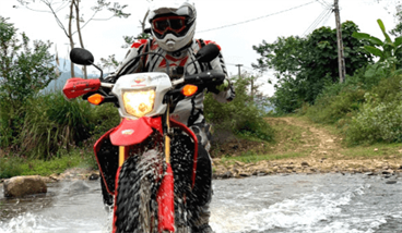Off-road Sapa Motorbike Tour via Mu Cang Chai and Phu Yen - 3 days