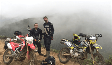 Northwest Vietnam Motorbike Tour via Northern Loop Trail - 6 days