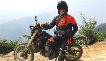 Off-road Sapa Motorbike Tour to discover Bac Ha Market - 2 days