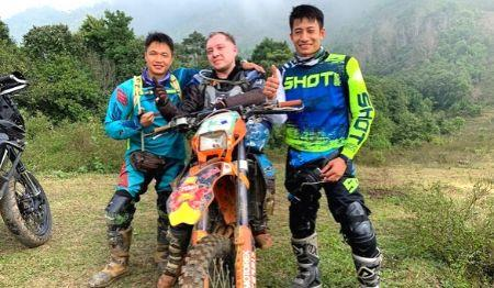 North Vietnam Motorbike Tour from Hanoi to Lang Son via Ha Giang - 8 days