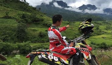 Sapa Motorbike Tours via Xin Man and Thac Ba Lake - 3 days