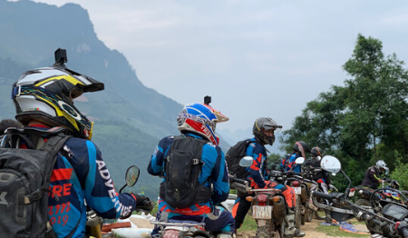 Northeast Vietnam Motorbike Tour from Hanoi to Ban Gioc Waterfall and Ba Be – 7 days