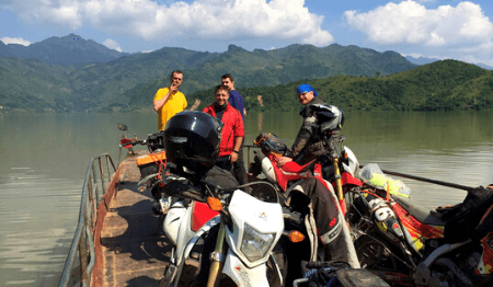Ho Chi Minh Trail Motorcycle Tour from Hanoi to Nha Trang - 11 days