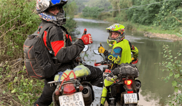 Northwest Vietnam Motorbike Tour from Hanoi to Thac Ba - 10 days