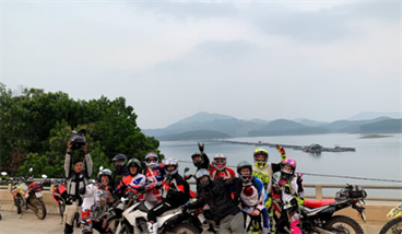 Motorcycle Tour from Hanoi to Lang Son - 7 days