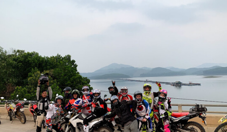 Northeast Vietnam Motorbike Tour from Hanoi to Lang Son - 7 days