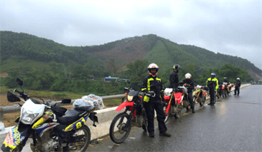 Ho Chi Minh Trail Motorcycle Tour from Hanoi to Hoi An - 9 days