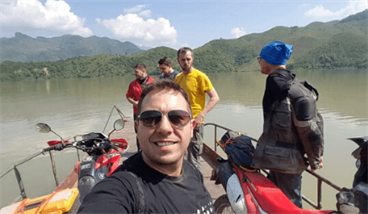 Ho Minh Trail Motorcycle Tour from Hanoi to Nha Trang - 13 days