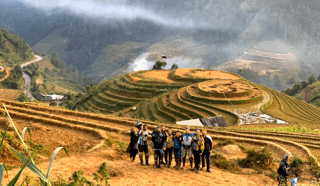 Off-road Vietnam Dirt Bike Tour from Hanoi to Ba Be via Sapa - 7 Days