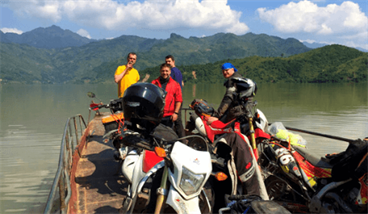 Off-road Vietnam Dirt Bike Tour from Hanoi to Vu Linh via Mu Cang Chai - 7 Days