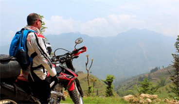 Off-road Vietnam Dirt Bike Tour from Hanoi to Ba Be - 7 days