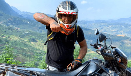Off-road Vietnam Dirt Bike Tour from Hanoi to Ha Giang - 5 days