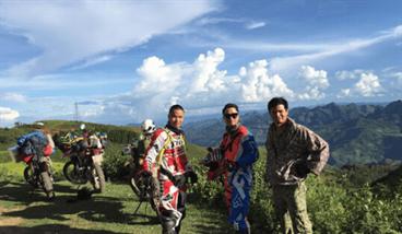 Off-road Vietnam Dirt Bike Tour from Hanoi to Vu Linh - 6 days