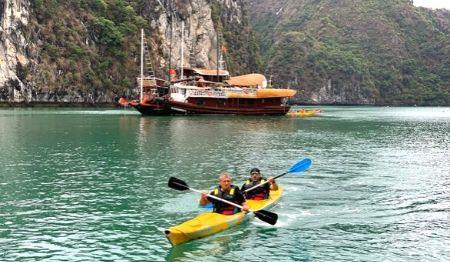 North Vietnam Motorbike Tour from Hanoi to Halong Bay - 14 days