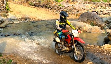 North Vietnam Motorbike Tour from Hanoi to Ba Be - 10 days