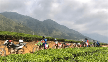 Northwest Vietnam Motorbike Tour from Hanoi to Ninh Binh - 6 days