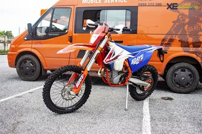 Details of a 11.700USD KTM 450 EXC-F SIX DAYS 2020 - A Perfect KTM 450 Enduro Bike