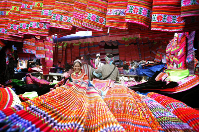 Bac Ha Market Sapa - The Most Colorful Market in North Vietnam
