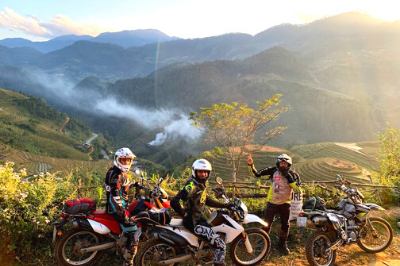 Top 8 North Vietnam Motorbike Routes for Off-road Motorbike Tours in Vietnam
