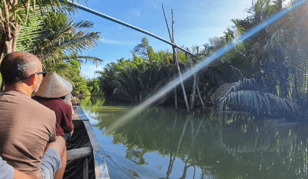 South Vietnam Motorcycle Tour via Mekong Delta - 6 days