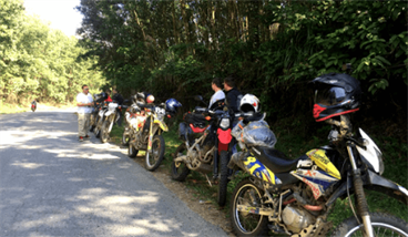 South Vietnam Motorcycle Tour from Saigon to Mui Ne, Bao Loc, Da Lat - 4 days