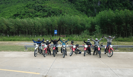 Central Vietnam Motorcycle Tour from Hoi An to Hue via DMZ - 4 days