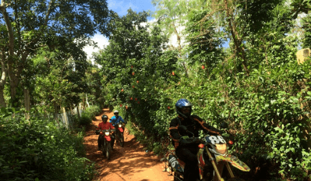 Saigon Motorbike Tour to Nha Trang via Mui Ne and Da Lat - 5 days