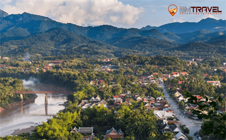 Off-road Northern Laos Motorbike Tour from Luang Prabang to Pak Xeng - 8 Days