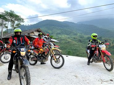 Off-road Laos Motorbike Tour to Explore one of the Biggest Protected Areas - 4 days