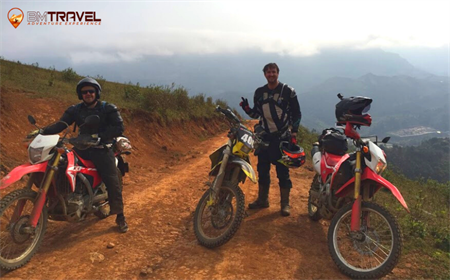Off-road Vietnam Enduro Tour from Hanoi to Vu Linh - 6 days
