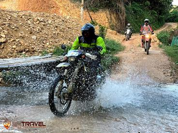 Off-road Vietnam Enduro Tour from Hanoi to Ta Xua - 2 days