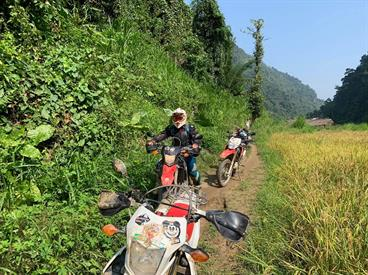 Exhilarating Off-road Cambodia Motorbike Tour - 13 days