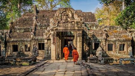 Cambodia Motorcycle Tour to Northeast regions - 9 days
