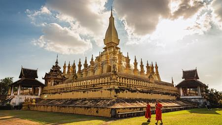 Laos Motorbike Tours to The Infamous Golden Triangle - 7 days