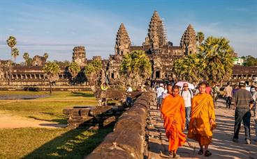 Amazing Cambodia Motorbike Tour To Explore The Lost Temples - 5 Days