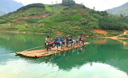 Ha Giang Motorbike Tour from Hanoi, Ha Giang to Ba Be National Park - 6 days