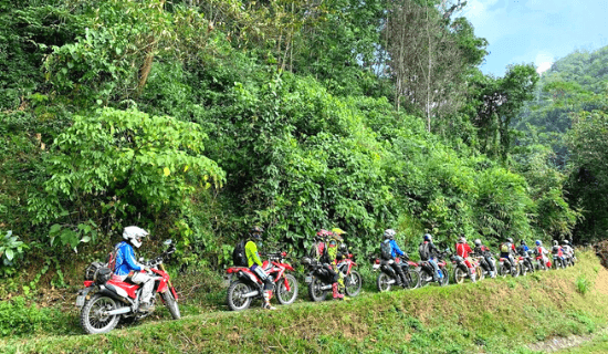 Ho Chi Minh Trail Motorcycle Tours