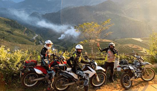 Ha Giang Motorbike Tours