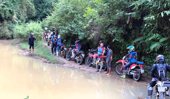 South Vietnam Motorcycle Tours