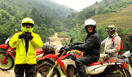 Sapa Motorcycle Tour to Villages - 2 days