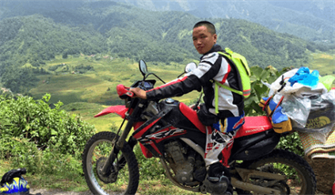 Off-road Sapa Motorbike Tour via Y Ty and Villages - 3 days