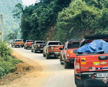 Self-Drive Vietnam 4x4 Tour from Hanoi to Ha Giang - 6 days