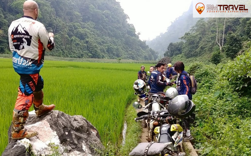 Northwest Vietnam Enduro Tour At A Glimpse - 3 Days